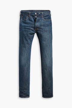 Cortefiel 501® Levi's® medium wash original fit jeans Bluejeans