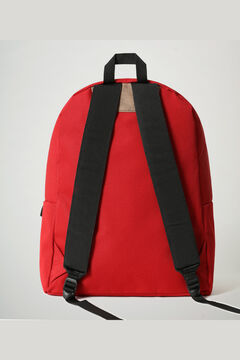 Cortefiel Napapijri VOYAGE backpack Red garnet