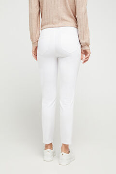 Cortefiel Jeans jegging sensational Branco