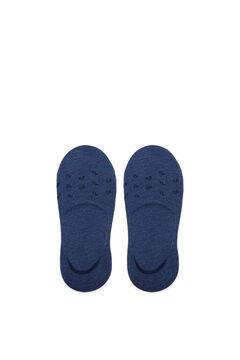 Cortefiel Plain ankle socks with Coolmax® Bluejeans