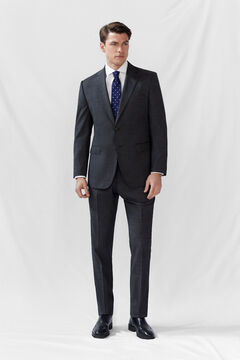 Cortefiel Classic fit blazer Grey
