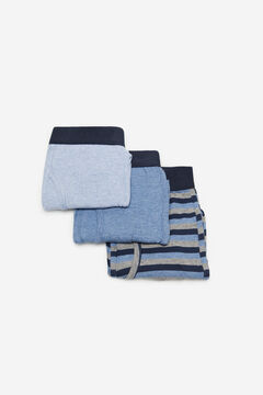 Cortefiel 3-pack jersey-knit boxers Bluejeans