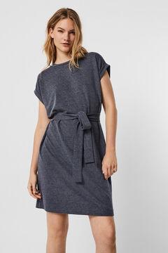 Cortefiel Short dress Navy