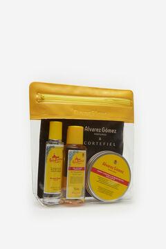 Cortefiel Large Álvarez Gómez vanity case Yellow
