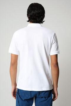 Cortefiel Polo ELBAS Napapijri Blanco