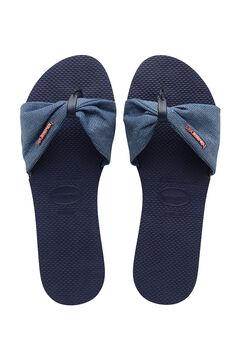 Cortefiel YOU ST TROPEZ flip-flops Navy