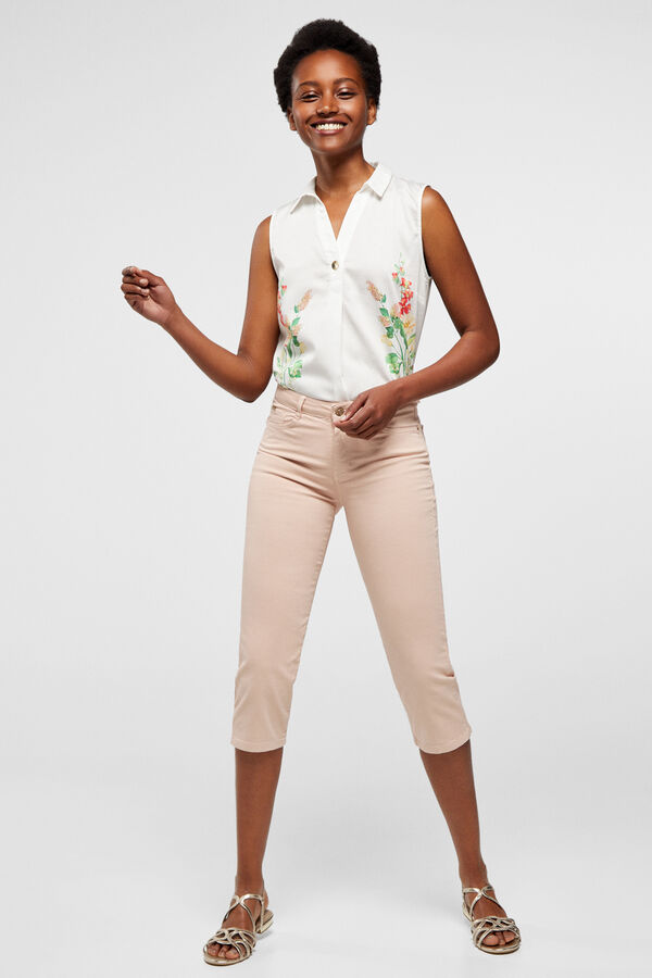 5f8cfbc7f Pantalones de mujer | Cortefiel