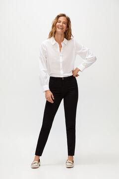 Cortefiel Sensational minimiser jeans Black