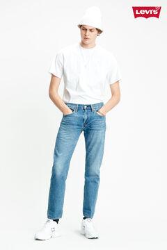 Cortefiel 502® Levi's® taper fit jeans Azul
