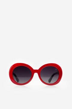 Cortefiel  Gafas de sol JACKIE Starlite Redgarnet