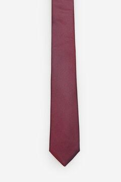 Cortefiel False plain tie Redgarnet