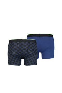 Cortefiel 2-pack sports logo Levi's® boxers Turquoise