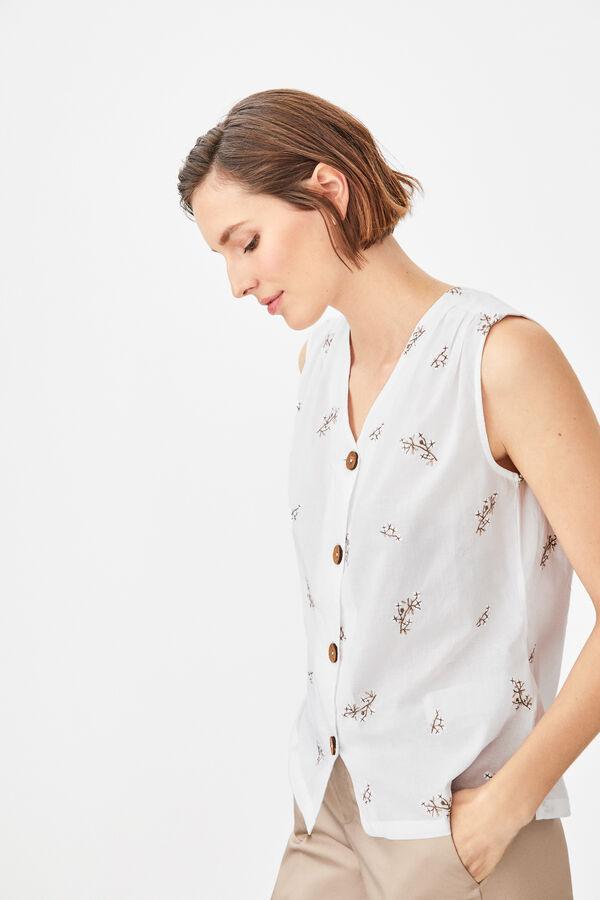 f301b4280e8a Blusas y camisas de mujer | Cortefiel