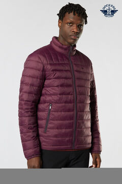 Cortefiel Ultralight jacket Fuchsia