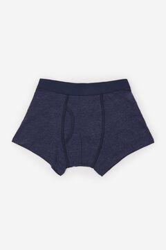 Cortefiel Plain jersey-knit boxers Bluejeans