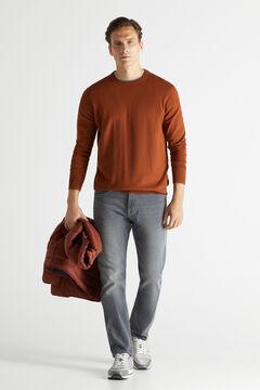 Cortefiel Jeans dynamic regular cinzentos Cinzento