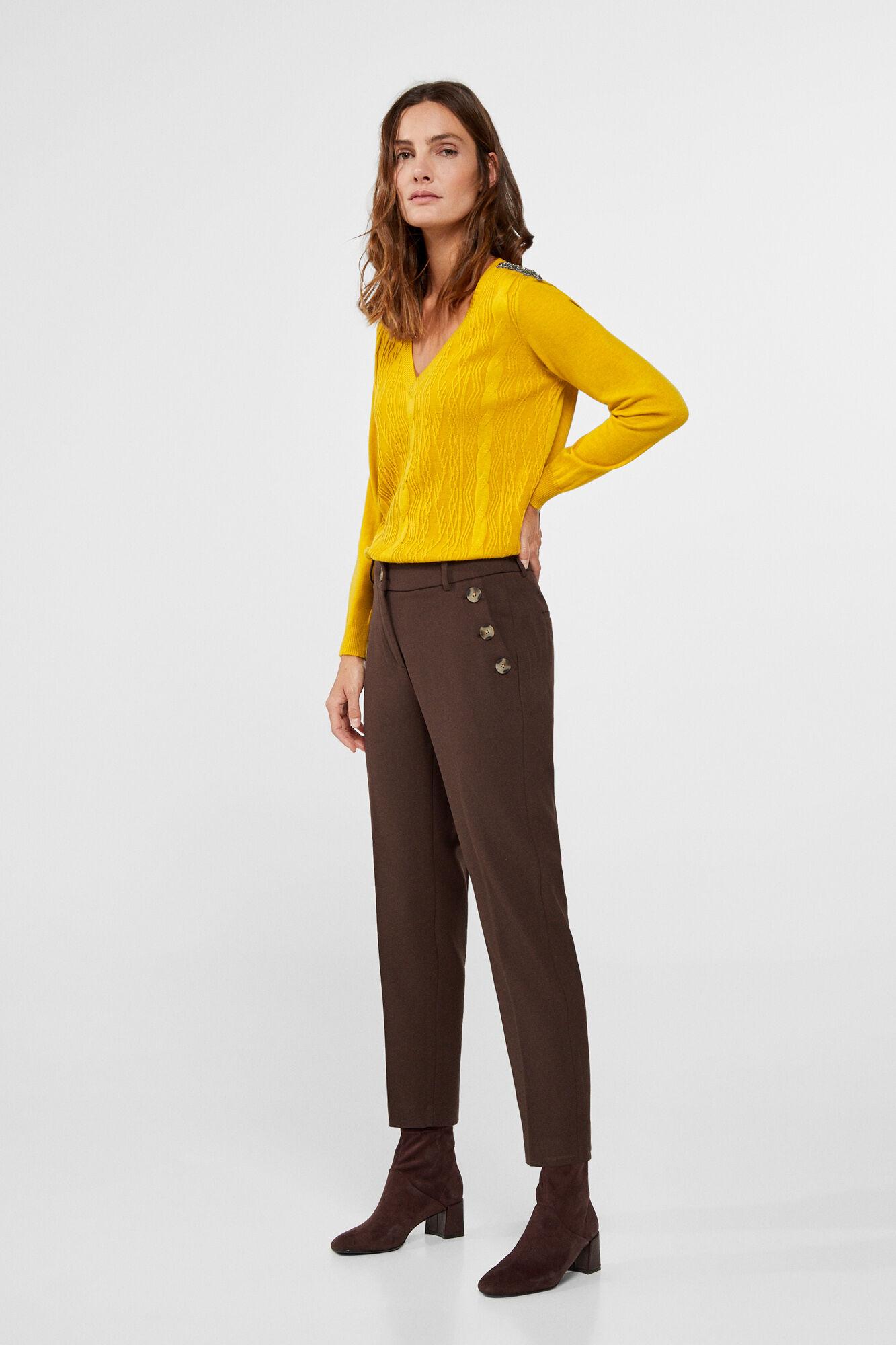 Pantalones de mujer   Cortefiel