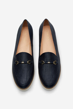 Cortefiel Ultralight loafer Navy