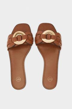 Cortefiel Crossover sandals Mole