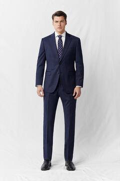 Cortefiel Classic fit blazer Navy