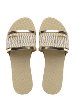 Cortefiel YOU TRANCOSO  flip-flops Camel