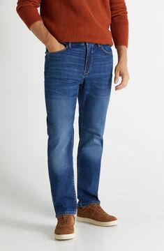 Cortefiel Jeans classic média Azul
