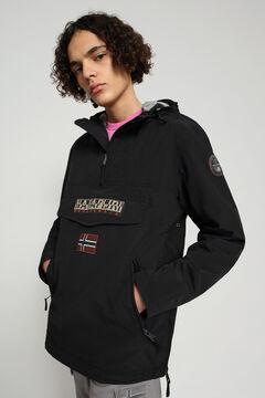 Cortefiel Napapijri RAINFOREST S PKT jacket Black