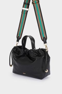 Cortefiel Tote bag  Black