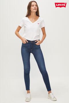 Cortefiel 310™ Super Skinny Jeans Royal blue