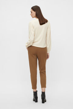 Cortefiel Chino trousers Tobaco