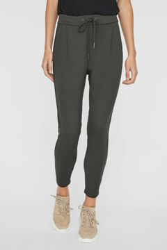 Cortefiel Capri jogging bottoms Tobaco