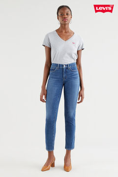 Cortefiel 312™ Shaping Slim Jeans Royal blue