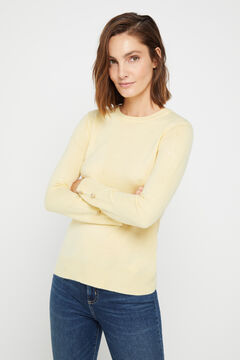 Cortefiel Soft touch jumper Multicolor