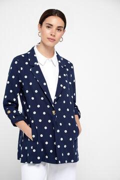 Cortefiel Lightweight jacket Turquoise