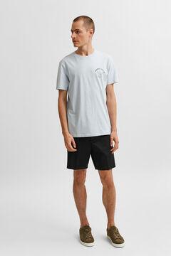 Cortefiel T-shirt Royal blue
