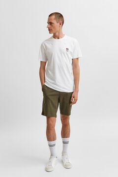 Cortefiel T-shirt White