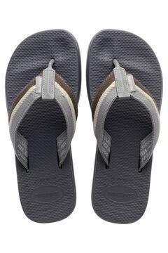 Cortefiel NEW URBAN WAY flip-flops Gray