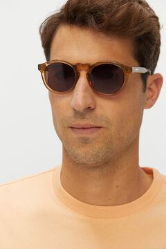 Cortefiel Óculos de sol CHAMPAGNE JORDAAN Beige