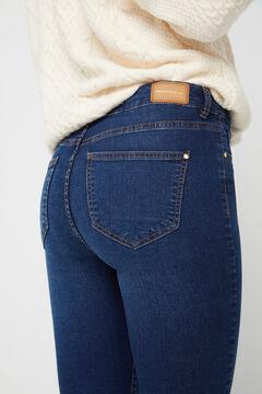 Cortefiel Sensational shaping jeans Royal blue