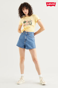 Cortefiel THE PERFECT Levi's® TEE Yellow