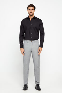 Cortefiel Chinos in COOLMAX® Gray