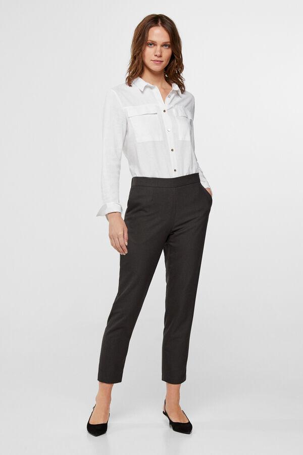 mejor servicio b88a6 d042a Pantalones de mujer | Cortefiel
