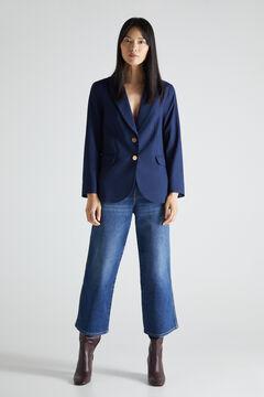 Cortefiel Suit blazer Navy