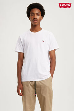 Cortefiel Original Levi's® logo chest t-shirt White