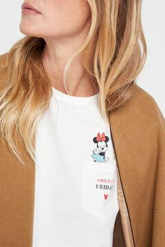 Cortefiel Disney weekdays t-shirt White