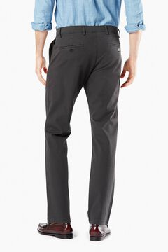 Cortefiel SMART 360 FLEX CHINO Dockers® SLIM Dark gray