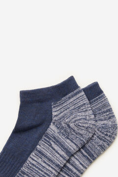 Cortefiel Ankle socks Blue jeans