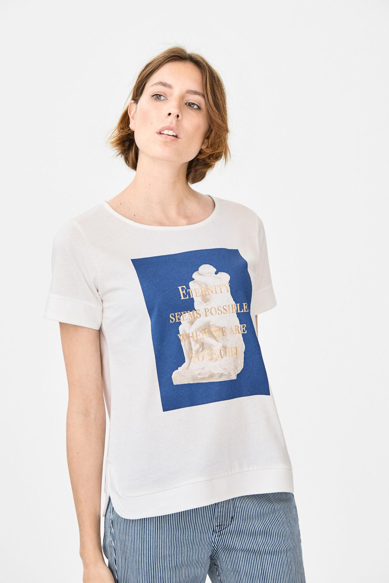 Cortefiel Mujer Tops Y De Camisetas n1wqfxwrI
