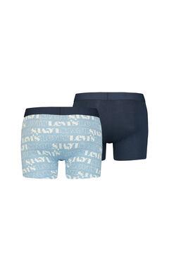 Cortefiel 2-pack sports logo Levi's® boxers Bluejeans