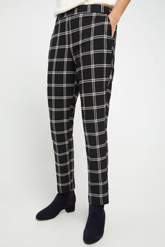 Cortefiel Chino fit trousers Gray
